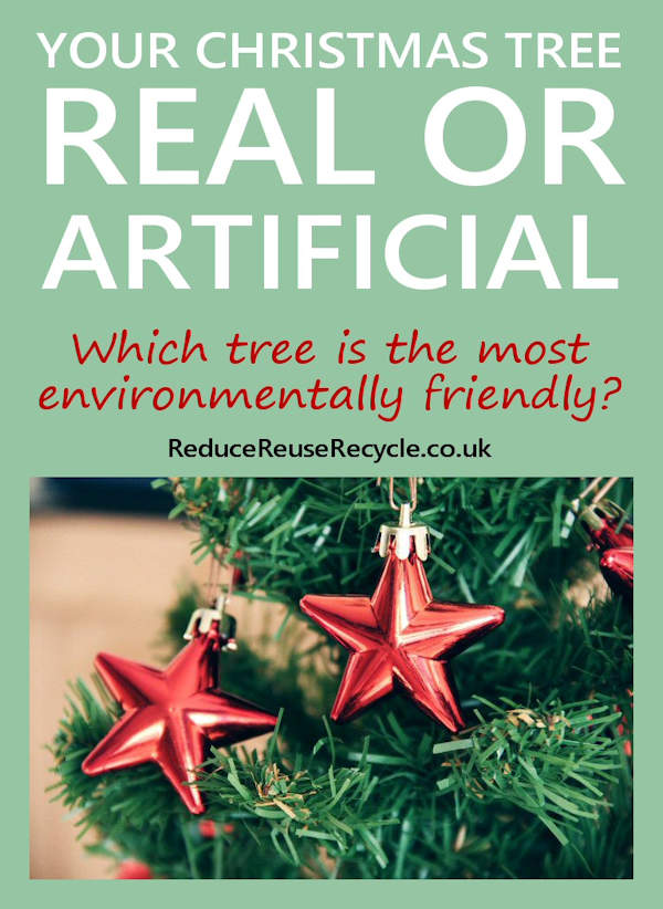 Your Christmas Tree - Real Versus Artificial