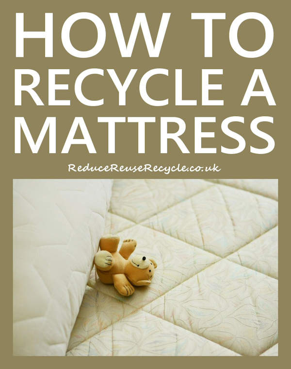 How To Recycle a Mattress