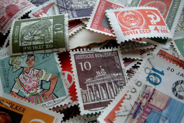 Recycle Stamps